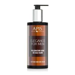 APIS Elegance for Men krem do ciała i dłoni 300ml