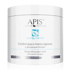 APIS OXY O2 Terapis Dotleniająca Maska Algowa z Aktywnym Tlenem 200 g