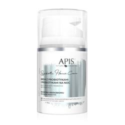APIS SYNBIOTIC HOME CARE Krem z probiotykami i prebiotykami na noc 50ml