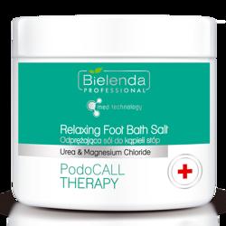 BIELENDA PodoCALL Therapy odprężająca sól do kąpieli stóp 500g