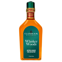 CLUBMAN Whiskey Woods After Shave lotion po goleniu 177ml