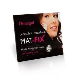 DONEGAL Mat-Fix bibułki matujące do twarzy 50 szt. 4496