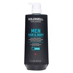 GOLDWELL Dualsenses For Men szampon 2 w 1 1000ml