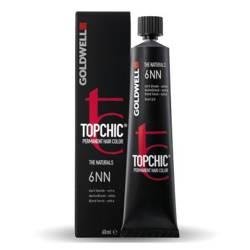 GOLDWELL Topchic farba do włosów 4N 60ml
