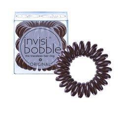 INVISIBOBBLE ORIGINAL gumka do włosów - 3 szt. (PRETZEL BROWN)