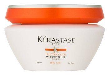 KERASTASE Nutritive Masquintense maska do włosów grubych 200ml