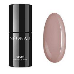 NEONAIL 4676-7 Lakier Hybrydowy 7,2 ml Silky Nude
