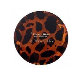 PIERRE RENE Terracotta puder brązujący - 01 Warm Bronze