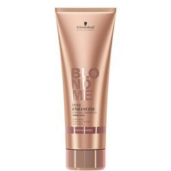 SCHWARZKOPF BlondMe szampon wzmacniający wiązania ciepły blond 200ml
