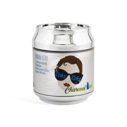 URBAN CITY Carbonated Bubble Charcoal Clay Beer Mask 90g