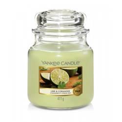 YC Lime & Coriander słoik średni